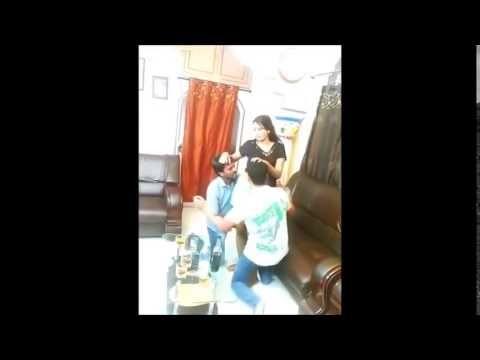 swathi naidu romantic song making video 5