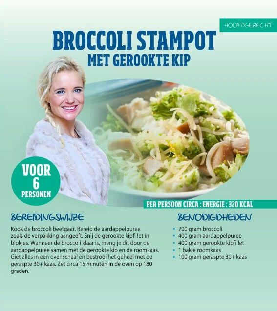 Broccoli stampot