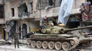 A nationwide ceasefire between Syrian government forces and rebel groups has come into effect.  The truce, brokered by Russia and Turkey, which will act as guarantors, began at midnight (22:00 GMT).