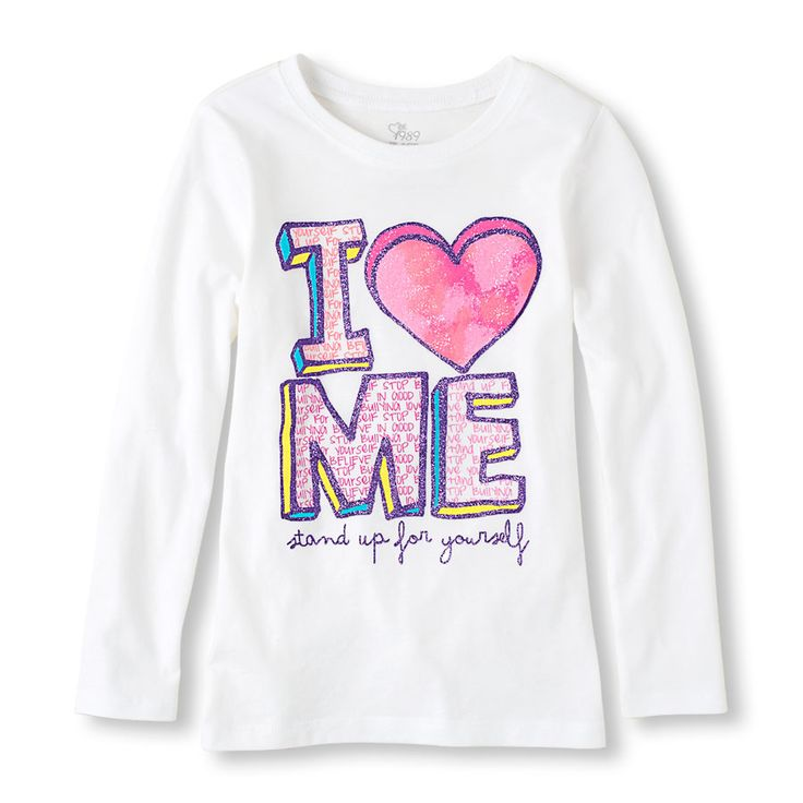 EVERY little girl needs a shirt like this! Girl Power!