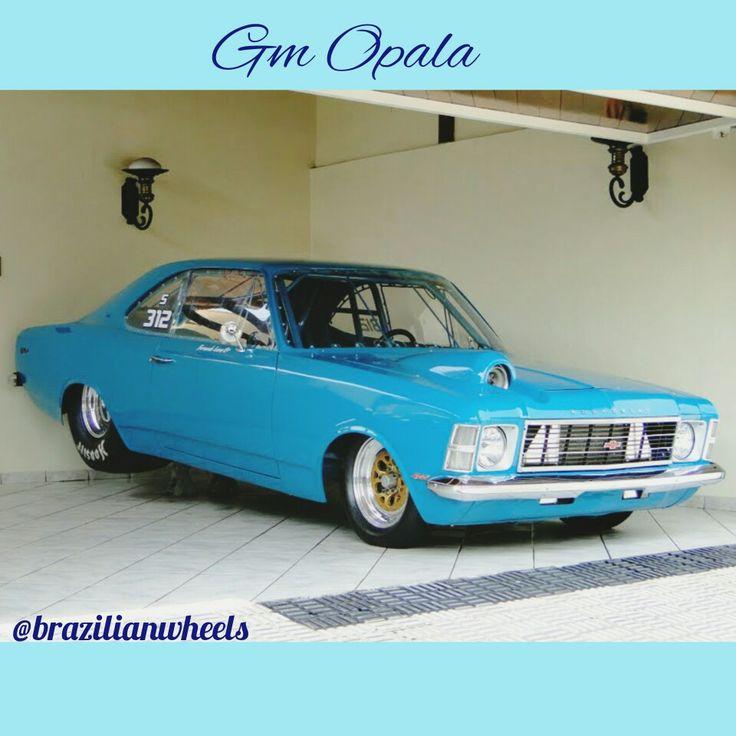 Chevrolet Opala Dragster 🇧🇷