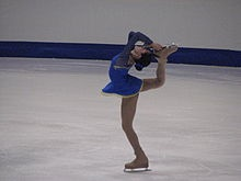 Wikipedia entry of skating definitions