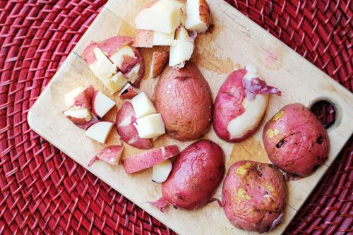 leftover boiled red potatoes web