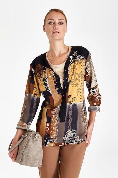 Non solo nero, ma anche tanto marrone! http://blog.carlaferroni.it/?p=3700