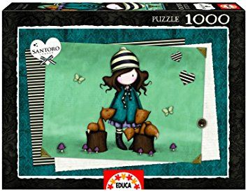 Puzzles Educa - Puzzle The Foxes, 1000 piezas (16298) Gorjuss