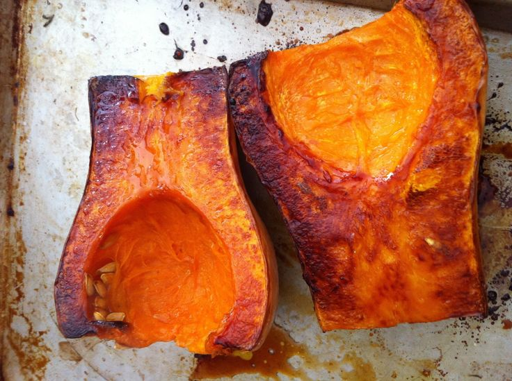 I'm very excited to try this roasted squash soup