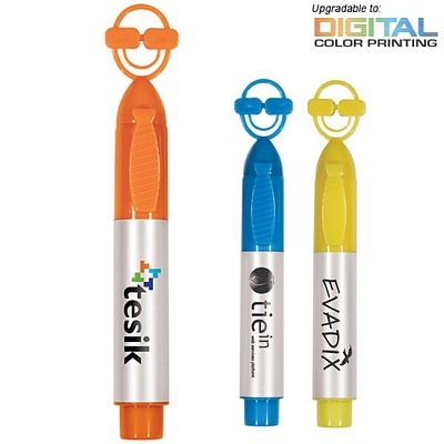 Promotional Mr. Suave Highlighter | Customized Highlighters | Promotional  Highlighters · HighlightersOffice SuppliesAdvertisingDesk ...