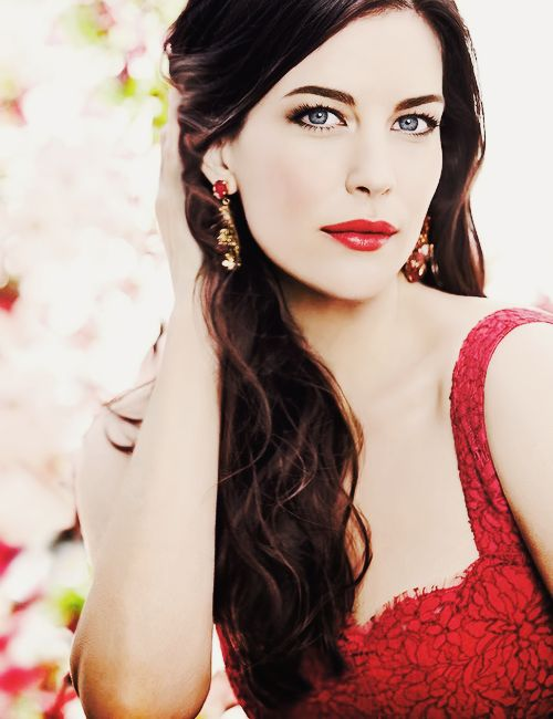 Liv Tyler photographed by Max Abadian for Red Magazine | July 2014