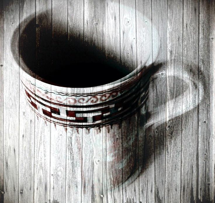Kaffee-Becher
