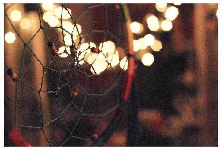 Bokeh | Dream catcher | #photography