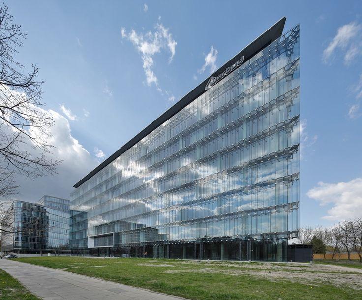 Gallery of Pacific Headquarters Nestlé / Estudio Lamela - 1