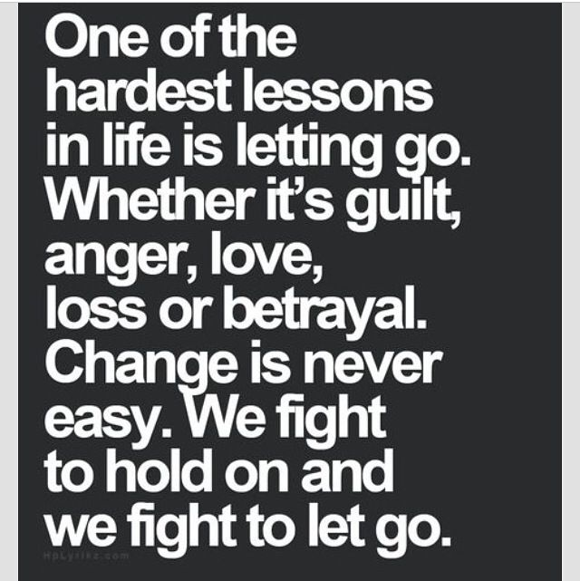 letting go hold on and lets go on pinterest
