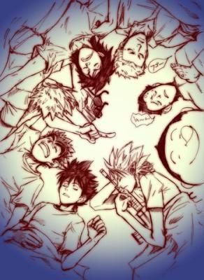 Huntera's blog - Page 5 - MDR et Manga !!! - Skyrock.com