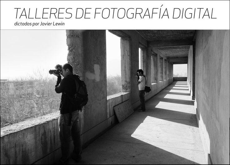 Taller de Fotografía Digital http://www.javierlewin.com/talleres-de-fotografia-digital/