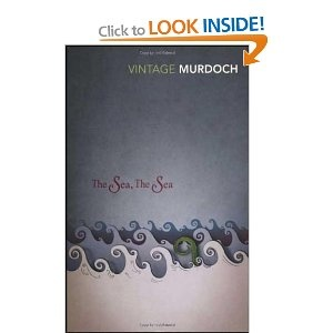 The Sea, The Sea by Iris Murdoch. One of my absolute favoutite authors. A brilliant, compelling, somewhat eccentric novel. Just how I like it.
