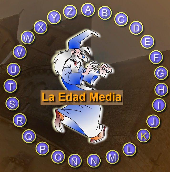 EDAD MEDIA: 2 divertidos juegos de Pasapalabras « Juegos gratis y Software Educativo
