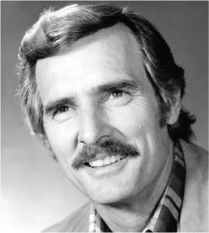 DENNIS WEAVER (1924 - 2006) He played Chester on Gunsmoke, then McCloud and  lots of other shows