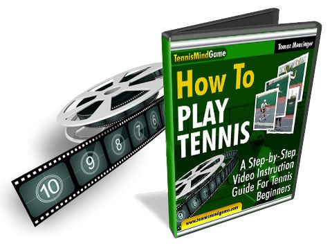 How to play tennis videos