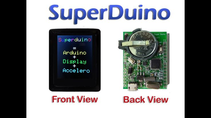 Coin cell operated Arduino Compatible board with Color Display and Accelerometer.For Games,Gadgets and Smartwatch (Wifi,MicroSD Add-on)