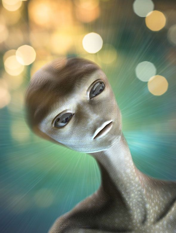British policeman claims he was 'ABDUCTED by aliens after UFO stalked him'