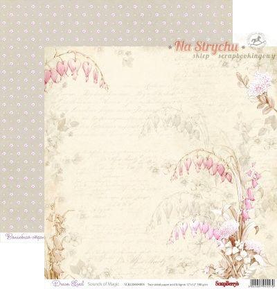 Papier 30x30 - Dream Land Sounds of Magic - Scrapberry's SCB220604805 Na-Strychu