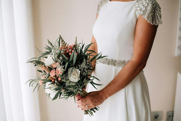 Ramo de novia de Isabel Ramos de novia Armiflor Silvestres
