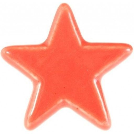 La Finesse | Deurknop rode ster #ladeknop #kastknop #rood  #kinderkamer #babykamer #ster #star #kinderkamer #babykamer #engeltjesendraken