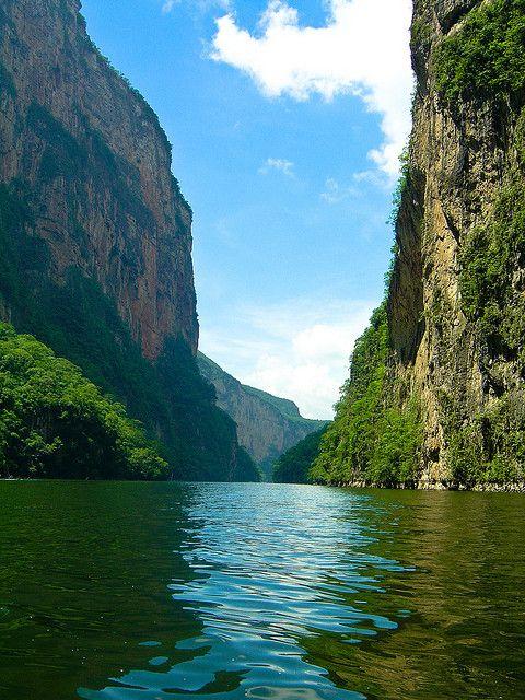 33 Fabulous Places Around the World - Sumidero Canyon, Mexico