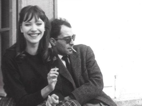 .: Jeans Luc Godard, Anna Karina Godard, Film, Fashion Style, Street Style, Annakarina, Jeanluc Godard, Jeanlucgodard, People