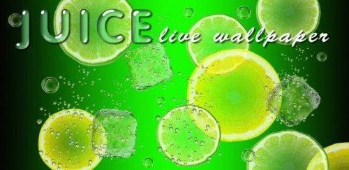 Juice PRO live wallpaper v3.5.3 APK
