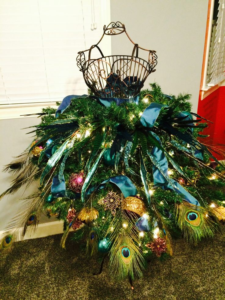 DIY Tutorial Super Easy Dress Form Christmas