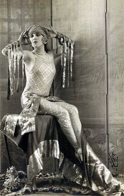 1920's Art Deco Photograph