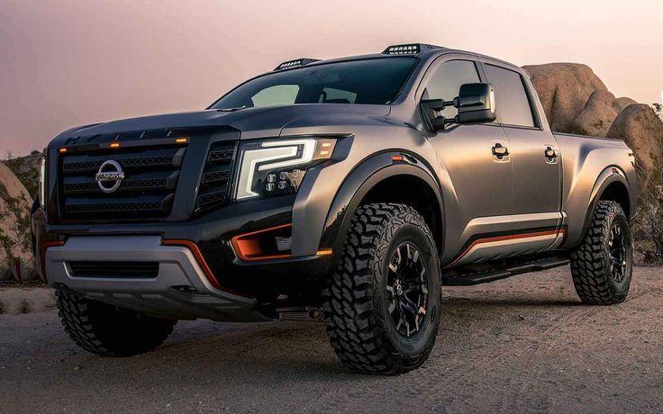 2019 Nissan Titan Price, Release and Engine Specs - Car Rumor