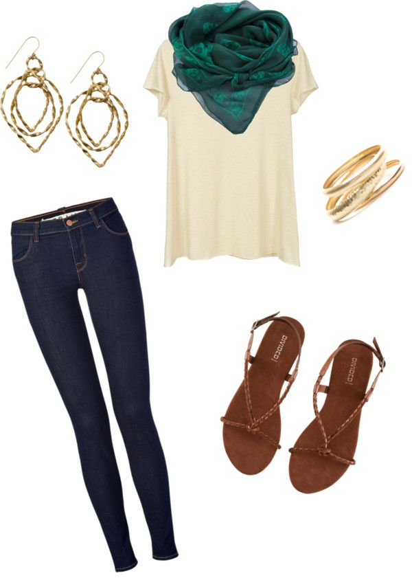"""""""Simple back to school look"""" by shelbyblack on Polyvore"""