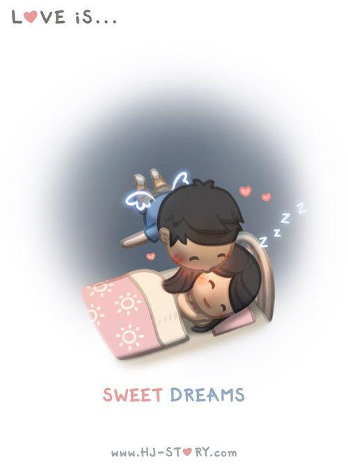 HJ-Story :: Sweet Dreams Love is... pinning this, http://www.shivohamyoga.nl/ #loveis #love #hj-story
