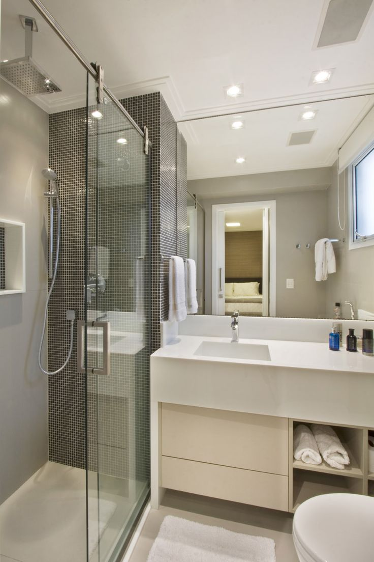 Banheiros [2] - Ana Lúcia Salama | Arquitetura e Interiores