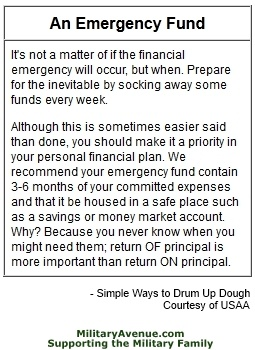 Simple Ways to Drum Up Dough - Is a personal loan the answer?