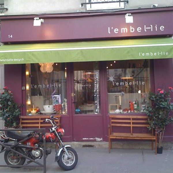 19ème arrondissement : L'Embellie Design