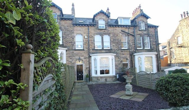 Harrogate Property News - 5 bed town house for sale Franklin Mount, Harrogate, North Yorkshire HG1