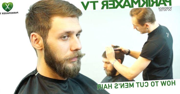 Как сделать мужскую стрижку - http://popricheskam.ru/92-kak-sdelat-muzhskuju-strizhku.html. #прически #стрижки #тренды2017 #мода #волосы