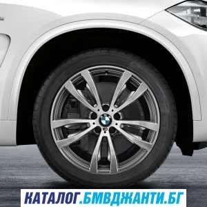 "Оригинални Джанти BMW M Double Spoke Style 469 M – 20"""
