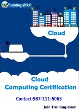 Photo: http://trainings24x7.com/cloud-computing/  Cloud computing is the combination ability of on-demand and grid computing. Utility is metered consumption of IT services, and Grid computing is the ability to harness large collections of independent computer resources to perform large tasks. With these combine qualities, Cloud computing is today's most existing IT delivery paradigm.