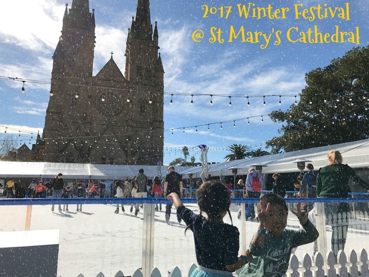 Sydney Winter Festival 2017 (Amazon Family Day), Sydney Australia