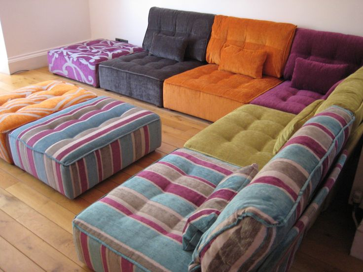 Large Space Demands Lots Of Modules! These Are Flexible Enough To Move  Around Into Any. Modular Sofa UkTv RoomsStudio ApartmentsApartment  IdeasTapasLounge ... Part 69