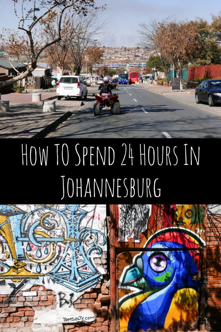 24 Hours in Joburg via christineknight.me