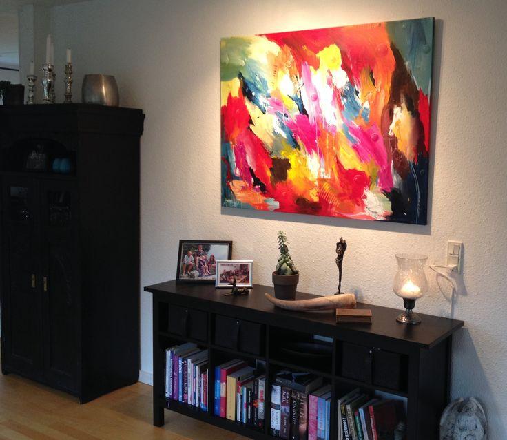 Painting in my livingroom.