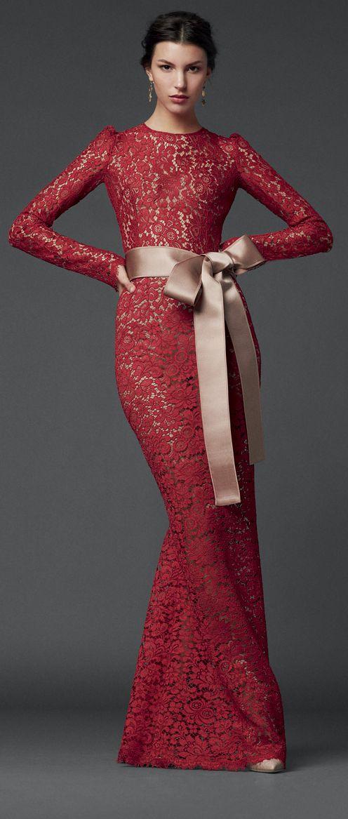 Dolce Gabbana FW 2014