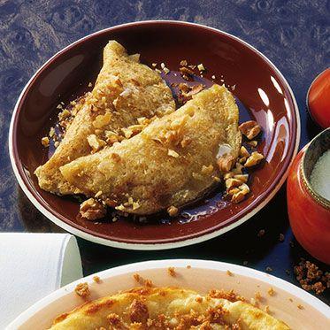 Syrische Kataif-Pfannkuchen Rezept | Küchengötter