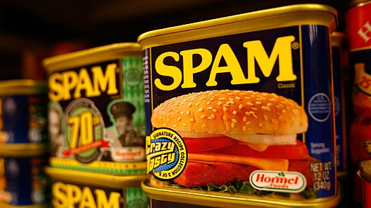 Star Chefs' Spam Recipes