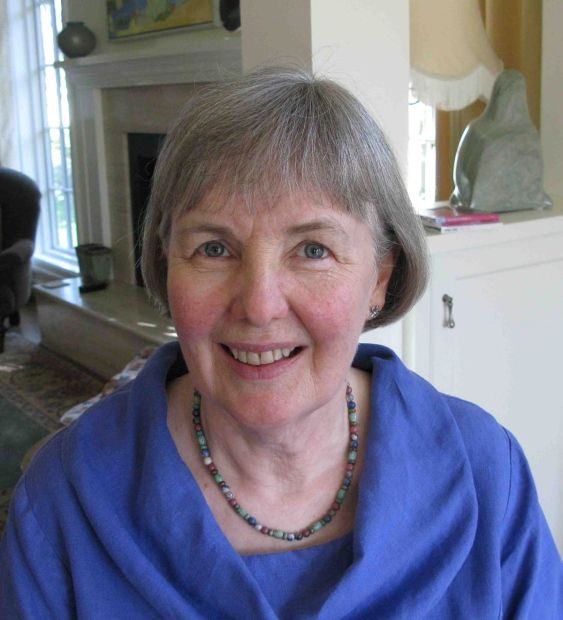 Kit Pearson - recipient of the 2014 Lieutenant Governor's Award for Literary Excellence